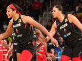 WNBA:风暴VS王牌